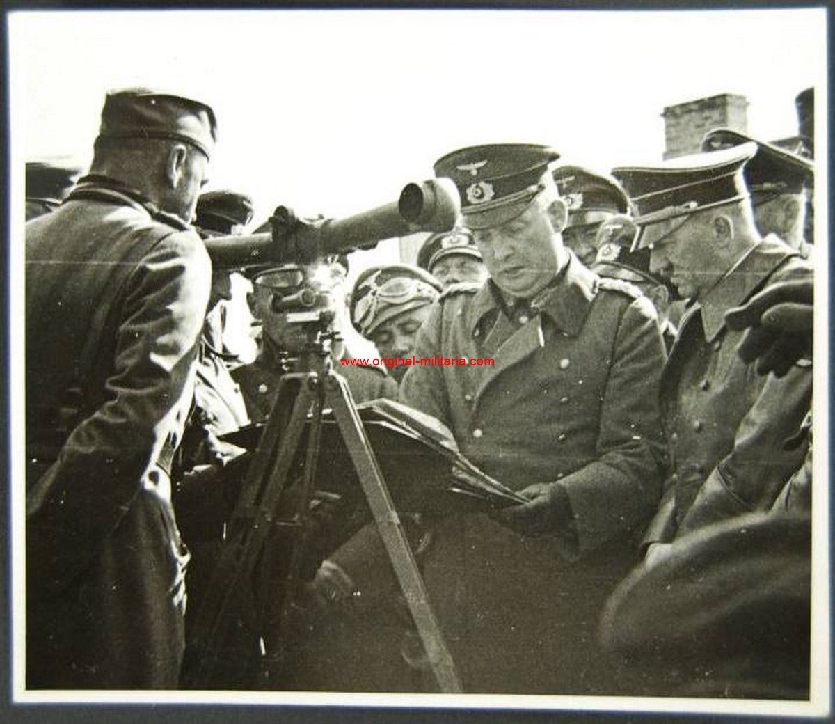 Foto Original Privada de Hitler